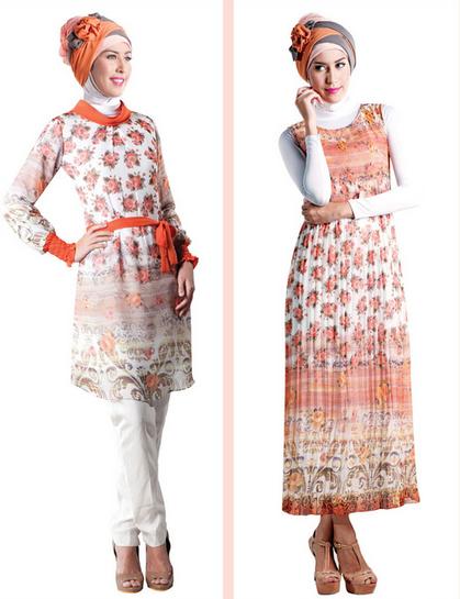 Fashion Busana Muslim Casual