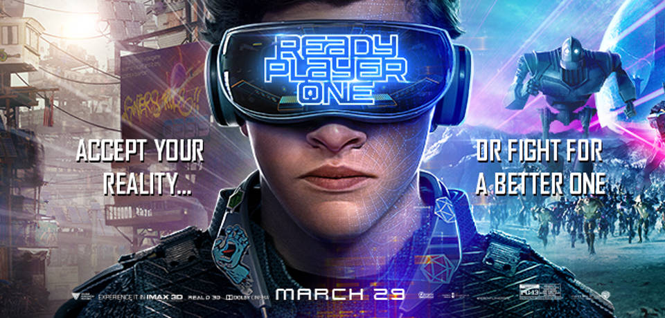 Movie Review : Ready Player One
