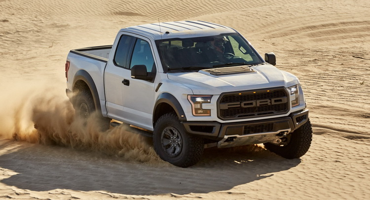 2017 Ford F-150 Raptor To Feature Six Different Driving Modes [w/Video]