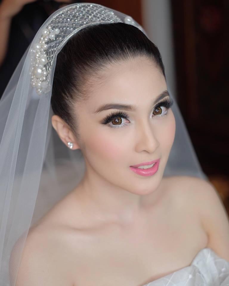 Pernikahan Sandra Dewi