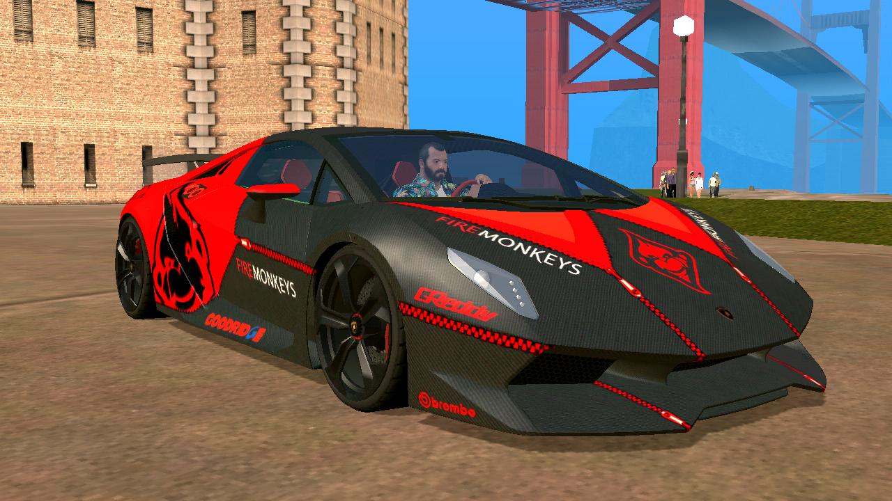 2010 Lamborghini Sesto Elemento Car Mod For Gta Sa Android Gtague