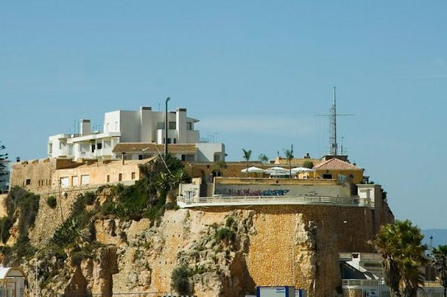 Forte de Santa Catarina no Algarve