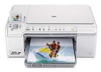 HP Photosmart C5550 Printer Driver