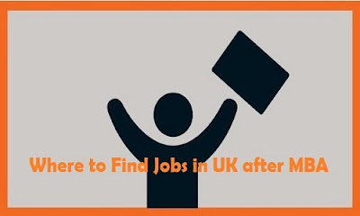 Where to Find Jobs in UK after MBA