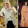 Tips Cara Memilih Baju Muslim Untuk Wanita Gemuk