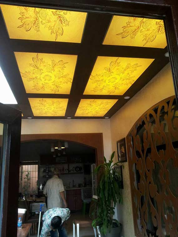 Do It Yourself Home Design: The Best Coffered Ceiling Designs Ideas And Installation 2019