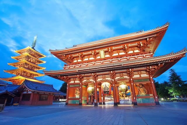 Tokyo - tempio shinto
