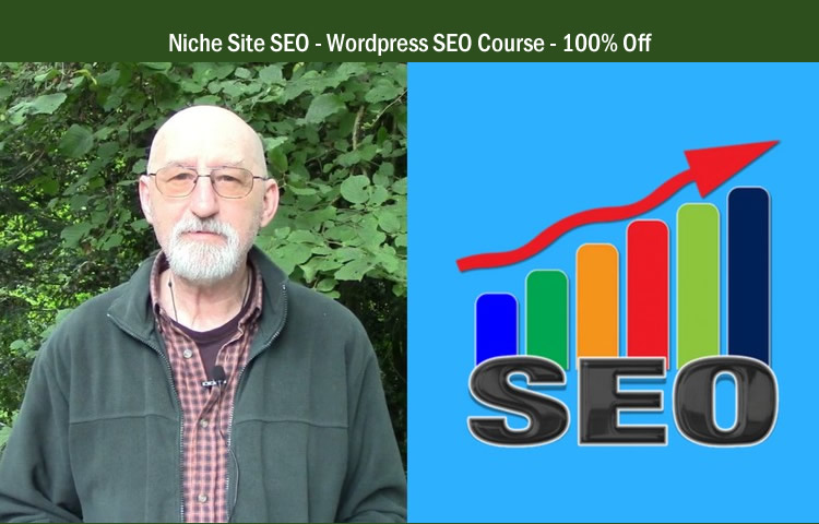 Niche Site SEO - Wordpress SEO Course