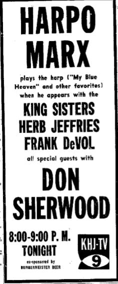 Classic Television Showbiz: The Dinah Shore Chevy Show