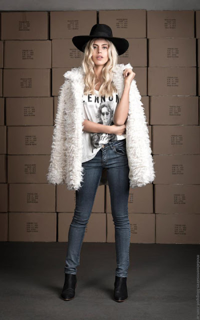 Moda invierno 2016: Colección Wupper Jeans otoño invierno 2016.