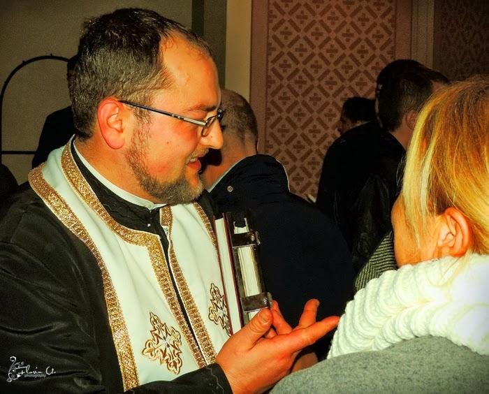Binecuvântarea preotului