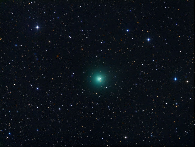 cometa c-2017 S3 registrado em Weißenkirchen Austria por Michael Jager