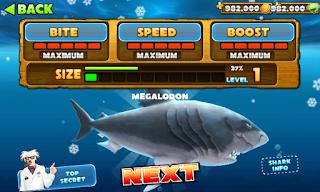 Hungry Shark Evolution v6.0.0 Mega MOD APK Is Here !