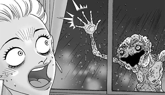 Silent Horror chap 126: Quái vật sau cửa sổ