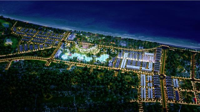 Phối cảnh FLC Lux City Sầm Sơn