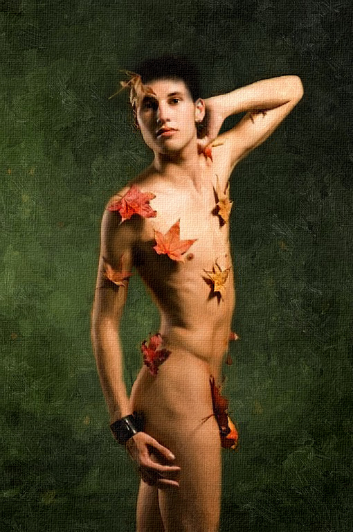 Peter Pan Nude
