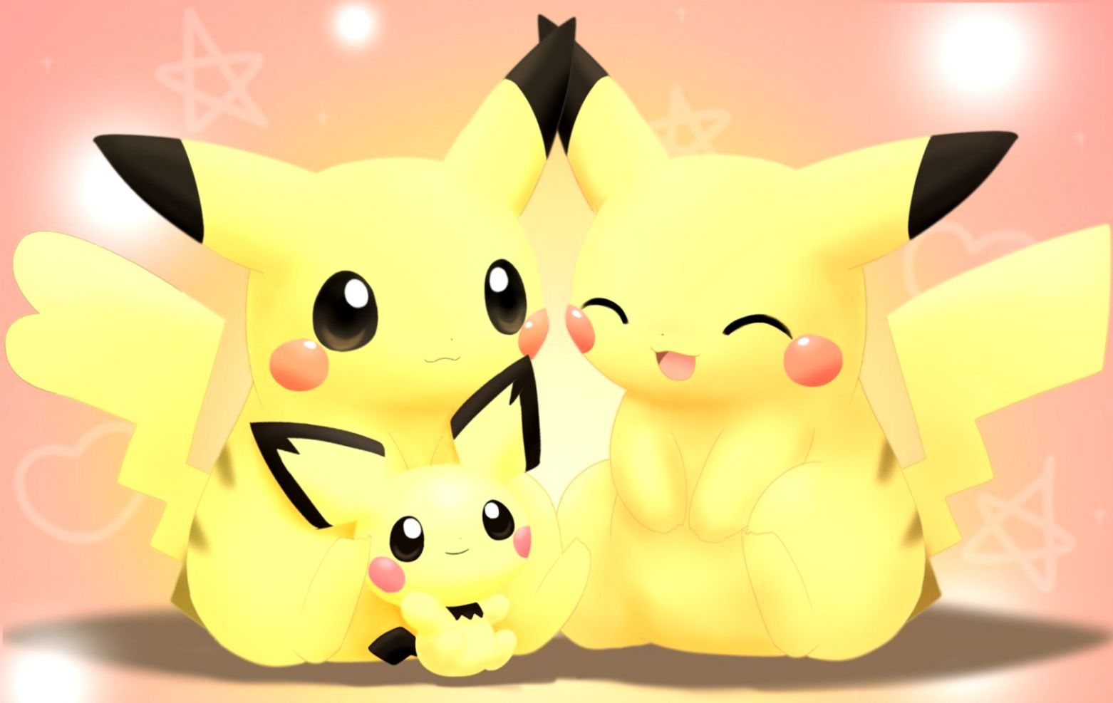 Pokemon Wallpaper Cute Pikhacu Image Nice Wallpapers