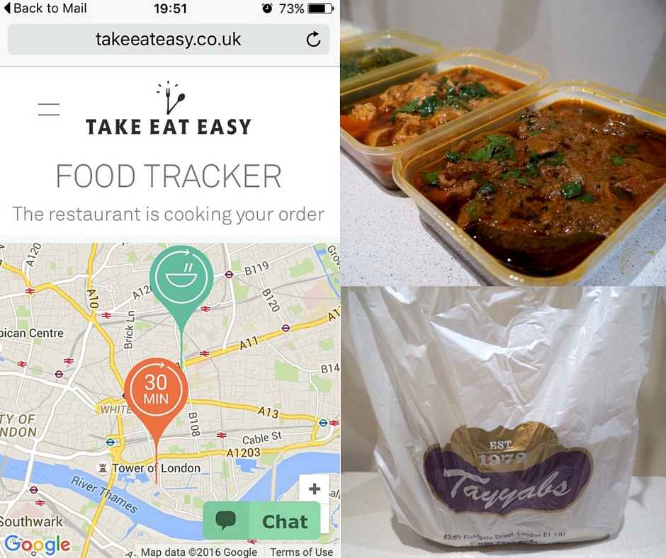 take eat easy app review