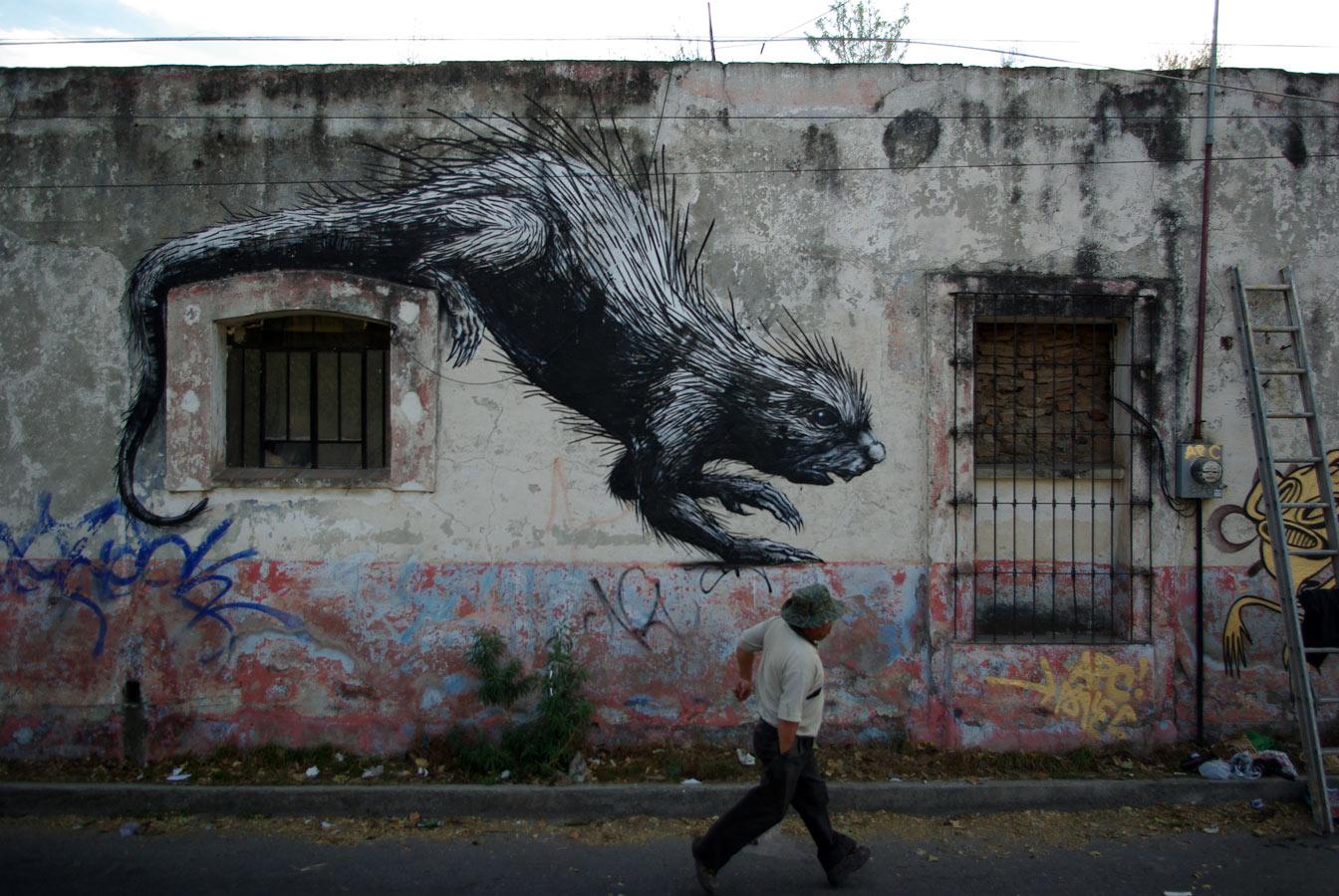 Resultado de imagen para arte urbano cholula