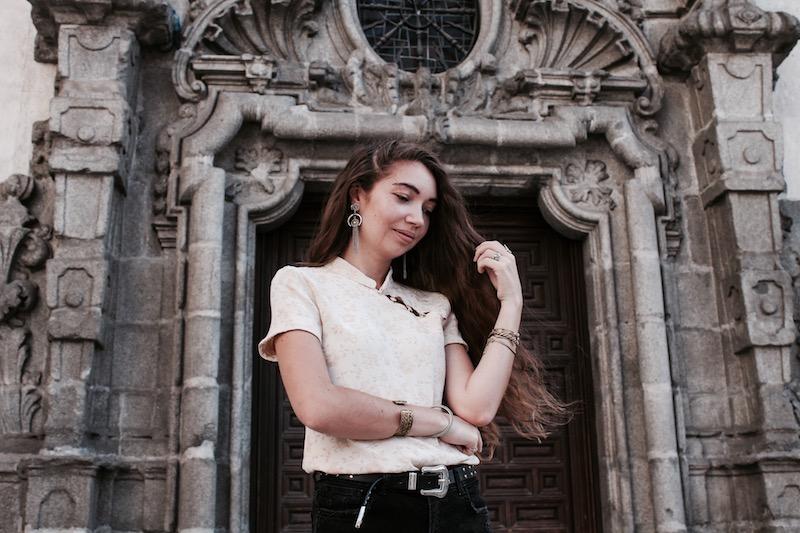blogueuse française 2017 mode arte