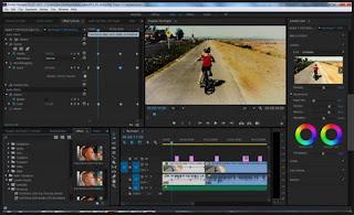 برنامج, إحترافى, لتعديل, ومونتاج, الفيديو, Adobe ,Premiere ,Pro ,CC