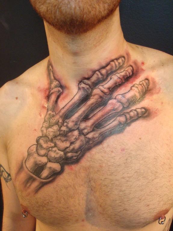 tattoo 9i: great open hands tattoo