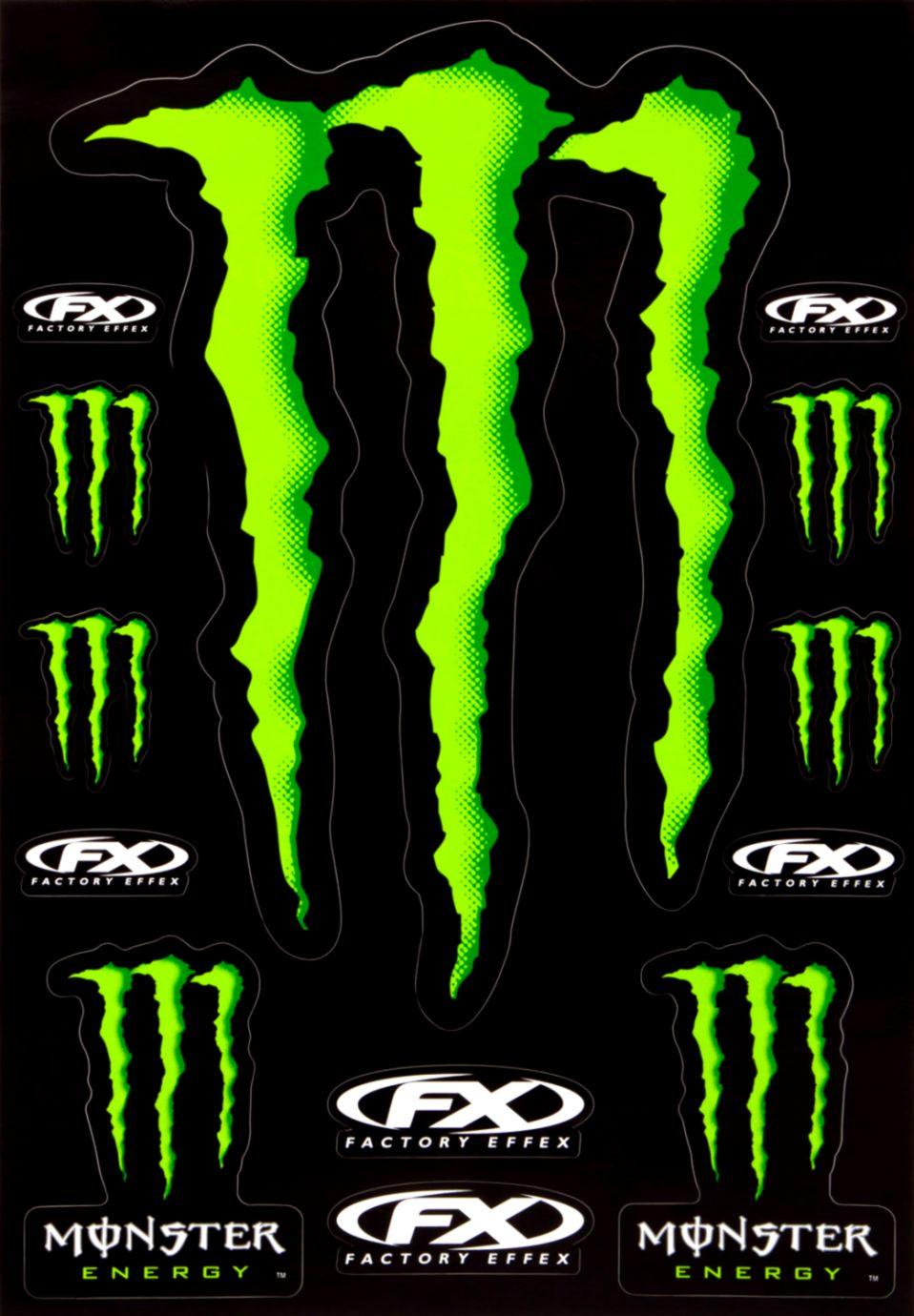 Monster Energy Sticker Images Wallpapers Design