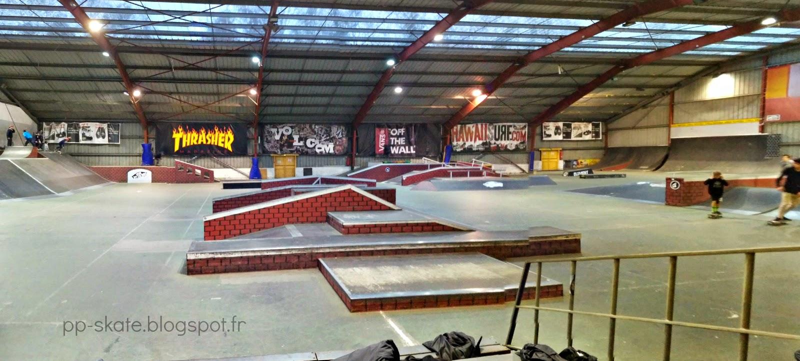 Skatepark Chelles