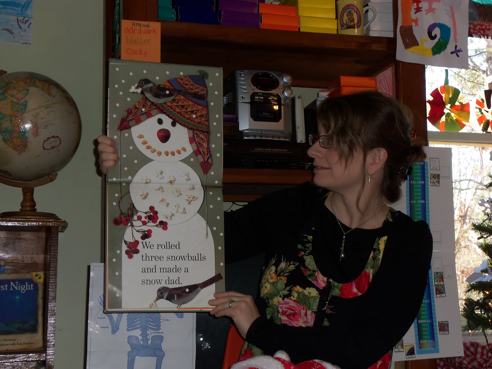 Sara S Art House December 2011