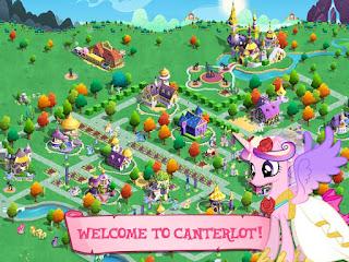 Game My Litle Pony Apk