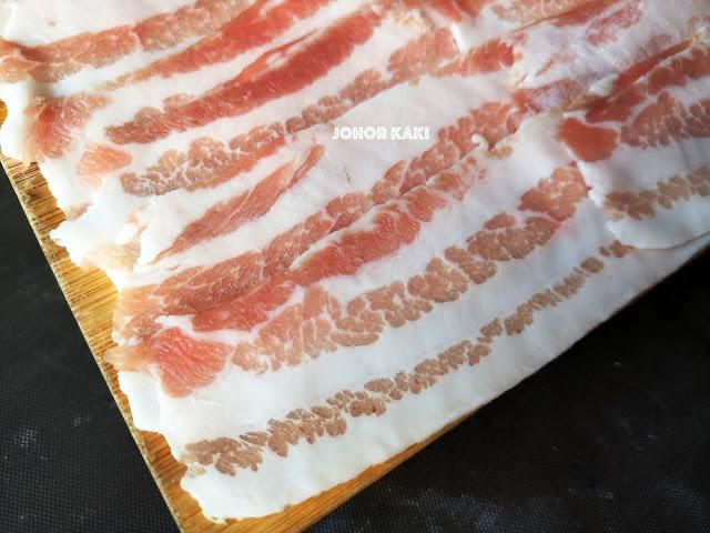 Kofuku-Tei 幸福窝 Steamboat Bacon
