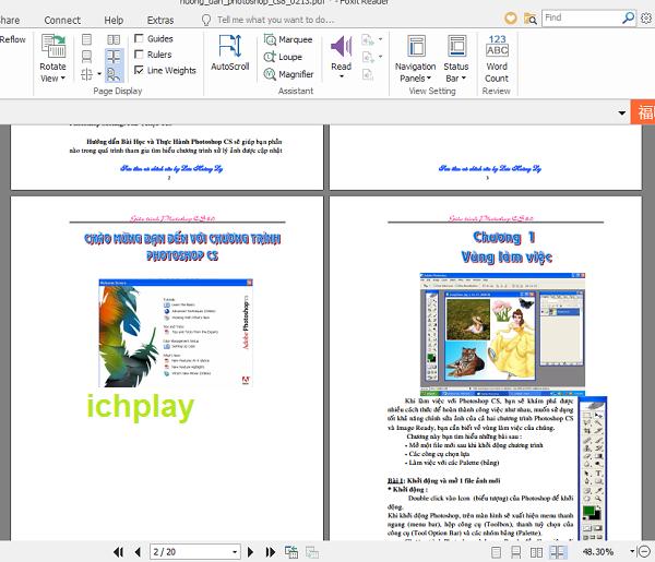 Download Foxit Reader Mới Nhất - Phần mềm đọc file PDF miễn phí nhẹ nhất g