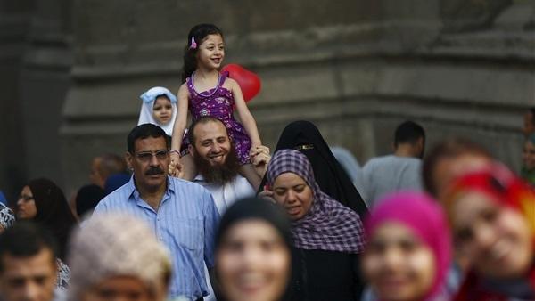 توقيت صلاة العيد في مصر