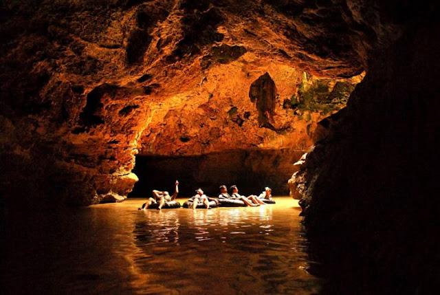 Jelajah Cave Tubing di Kalisuci, Yogyakarta