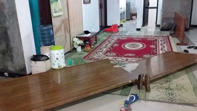 """Geger! Teriak """"Aku Cah PDI"""", Masjid Quwwatul Islam Yogyakarta Dirusak Orang"""