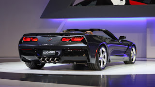 Dream Fantasy Cars-Chevrolet Corvette C7 Stingray Convertible