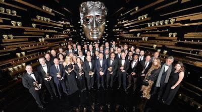 Ganadores Bafta 2016