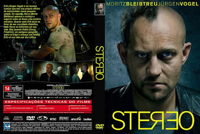 Capa DVD Stereo