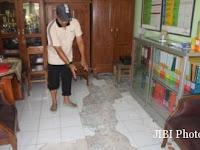 16 Kecamatan di Ponorogo Rawan Terjadi Tanah Gerak