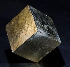 Piedras Mágicas: Pirita