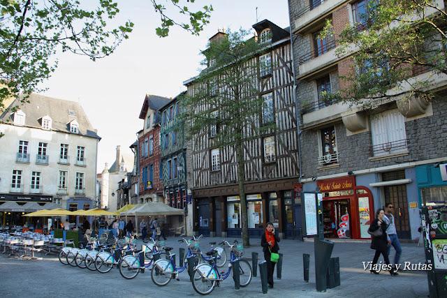Sainte Anne, Rennes