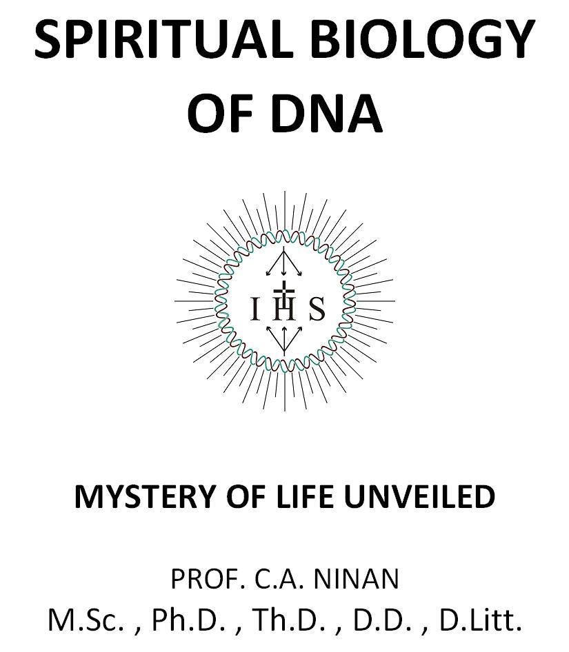 Spiritual Biology of DNA