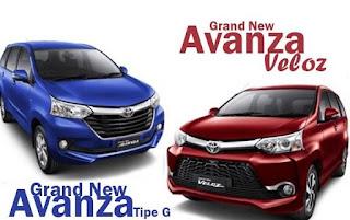 Grand New Veloz dan Grand New Avanza