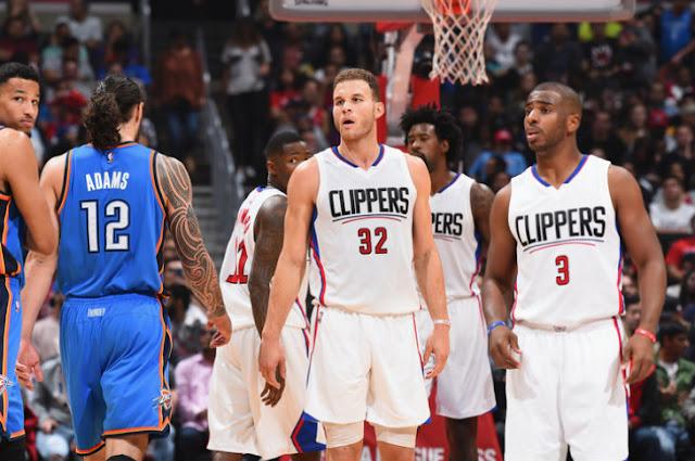 Match de revanche pour les Clippers contre OKC