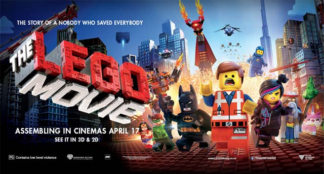 the lego movie cover poster ringkasan cerita