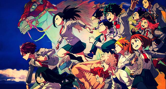 "أرك جديد لانمي ""Boku no Hero Academia"" سيبدأ في سبتمبر Boku-no-hero-academia-portada"