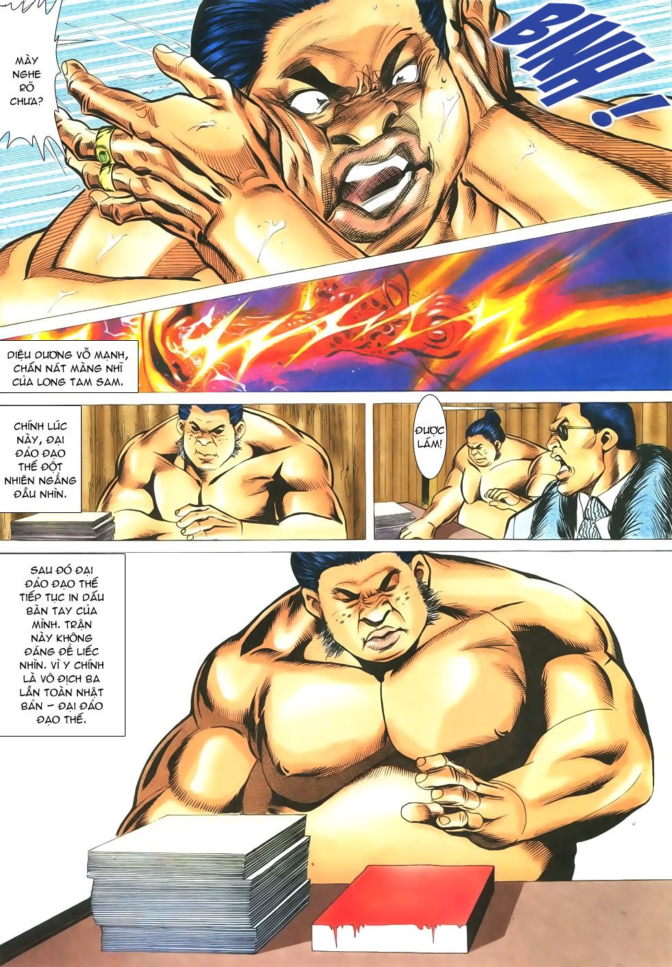 Người Trong Giang Hồ chapter 299 trang 15