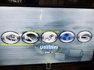 SAMTEL ST-8000PLUS HD RECEIVER CCCAM OPTION