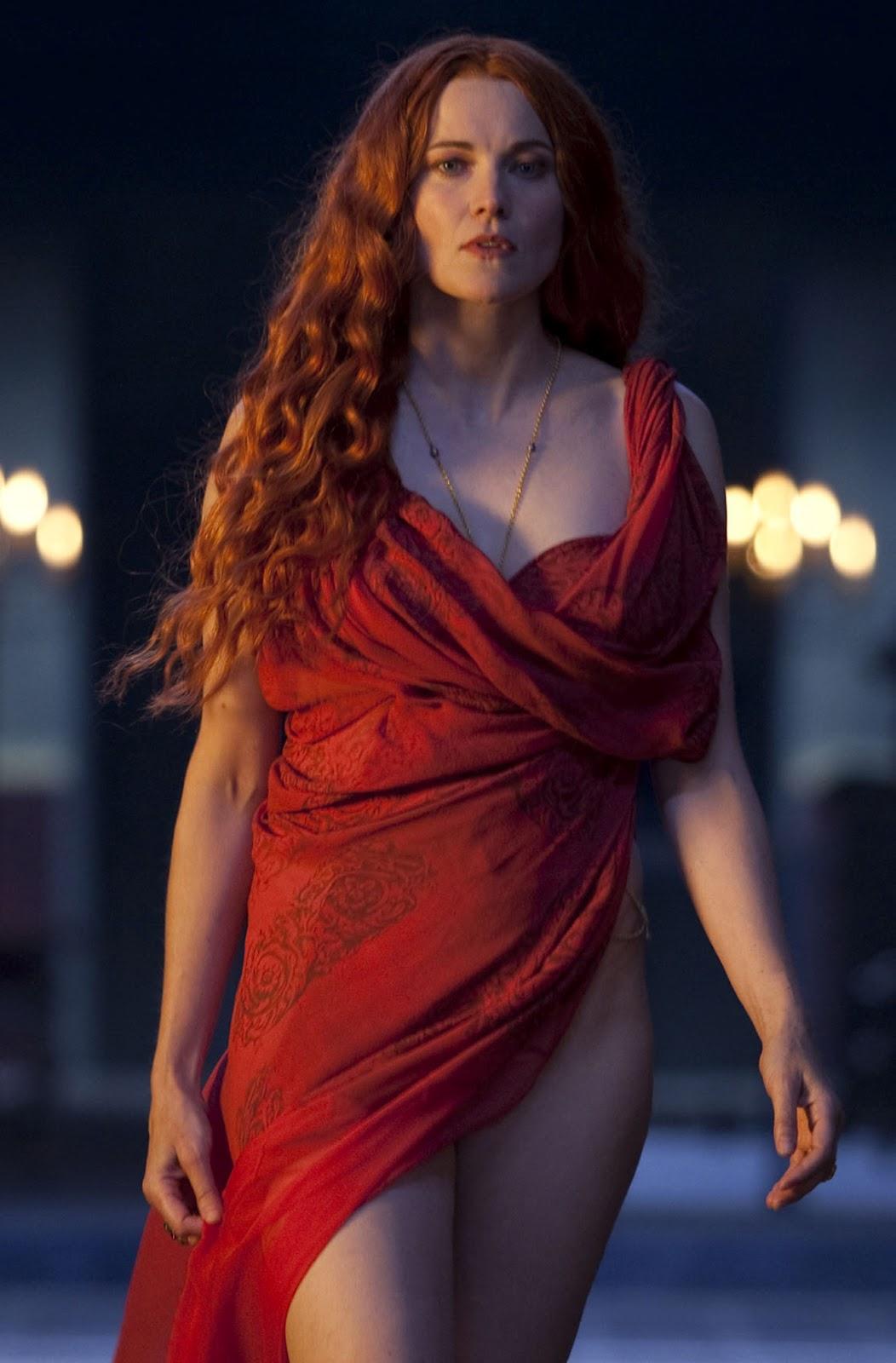 Lucretia SpartacusLucy Lawless Lucretia Spartacus