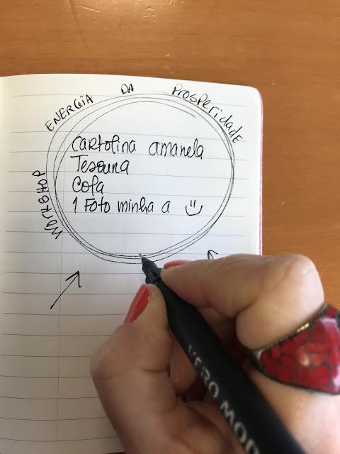 A Semana em Flashes workshop prosperidade lista material armazém de ideias ilimitada